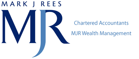 Mark J Rees LLP - Chartered Accoutants in Leicester, logo